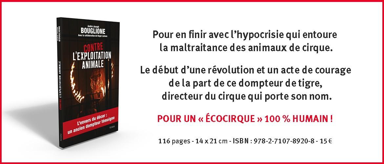 Un livre choc d'André-Joseph Bouglione